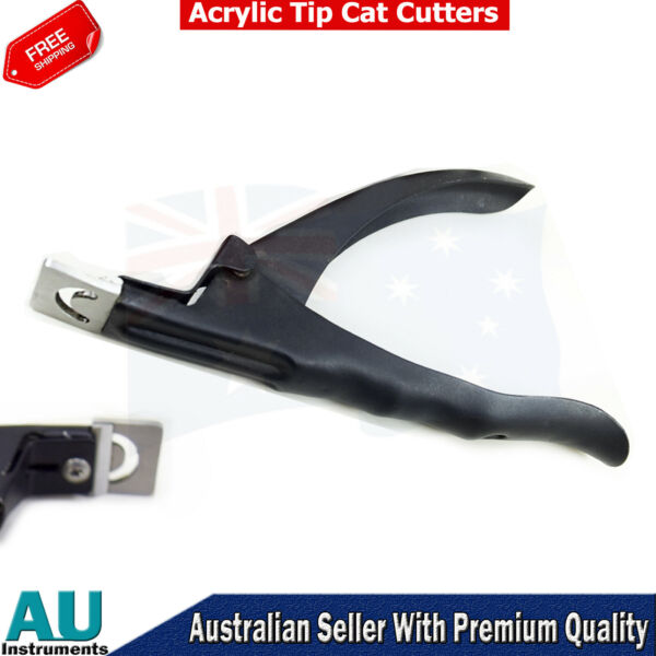 Pets Cat Dog Nails Grooming Manicure Pedicure Cutters Acrylic Tip AU $9.99