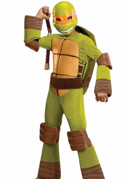 TMNT Costumes for boys sizes 7 12 and 8 15 colors are purple and orange only $5.00