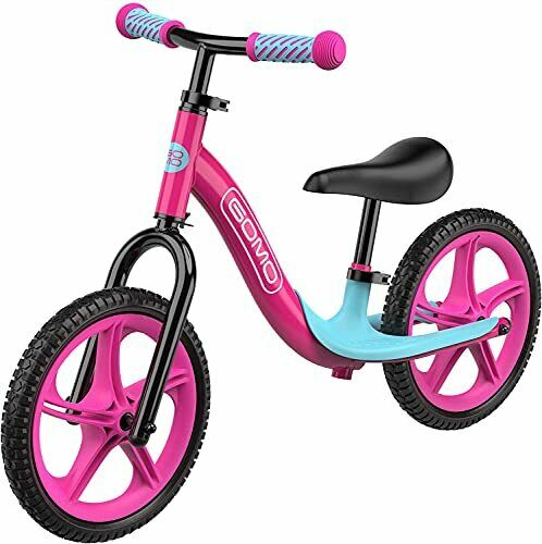 Balance Bike Toddler Training Bike for 18 Months 2 3 4 and 5 Year Pink $103.96