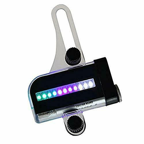 GOSONO Bicycle Accessories New 14 LED Motorcycle Cycling Bike Wheel Light Sig... $13.38