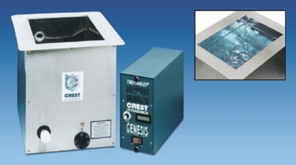 Crest Ultrasonic 3 Gallon 250W Industrial Cleaner