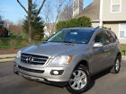 MERCEDES BENZ ML320 CDI 4MATIC DIESEL NAVIGATION XENON HEATED SEATS  NO RESERVE