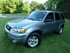 Ford: Escape HYBRID LIMITED 4WD AWD! 1-OWNER! FULLY LOADED!