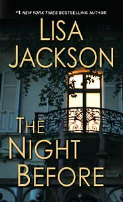 The Night Before by Jackson, Lisa