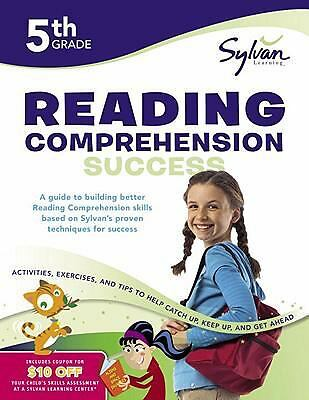Fifth Grade Reading Comprehension Success (Sylvan Workbooks) (Language Arts Wor