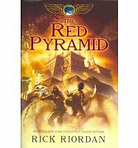 The Red Pyramid (The Kane Chronicles, Book 1) by Riordan, Rick