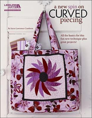 A New Spin on Curved Piecing Joyce Lawrence Cambron  *Michael J Fox Foundation*