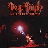Mk III: The Final Concerts by Deep Purple (CD, Apr-2001, 2 Discs, Spitfire...