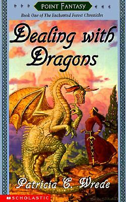 Dealing with Dragons Bk. 1 by Patricia C. Wrede (1992, Paperback)