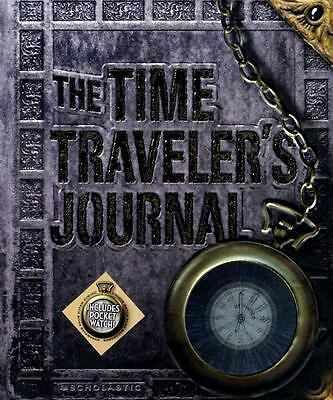 Time Traveler's Journal by Masessa, Ed