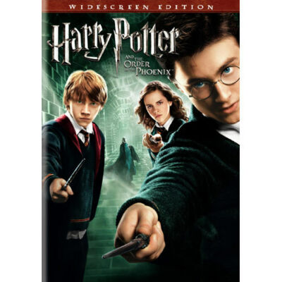 Harry Potter And The Order Of The Phoenix (DVD, Widescreen)
