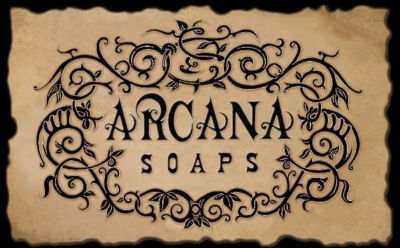 Arcana Perfume Oil *Sea Glass* New from The Coast of Cascadia Collection