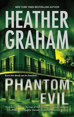 Phantom Evil (Krewe of Hunters) by Graham, Heather