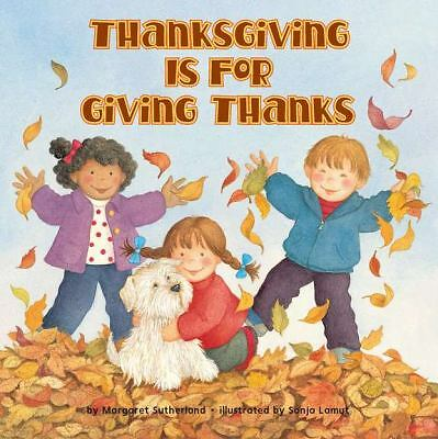 Thanksgiving Is for Giving Thanks (Reading Railroad) by Sutherland, Margaret, L