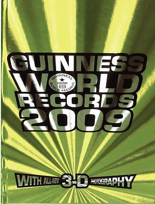 Guinness: World Records 2009 by Guiness World Records Limited
