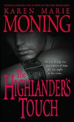 The Highlander's Touch (Highlander, Book 3) by Moning, Karen Marie