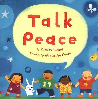 Talk Peace by Williams, Sam