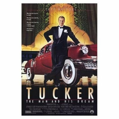 Tucker - The Man and His Dream by Jeff Bridges, Joan Allen, Martin Landau, Fred