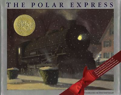 The Polar Express by Van Allsburg, Chris