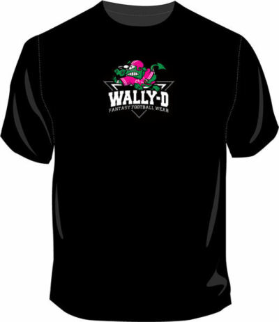 Fantasy Football Breast Cancer Awareness T-Shirt