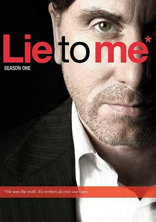 Lie To Me - Season 1 (DVD, 4-Disc Set)