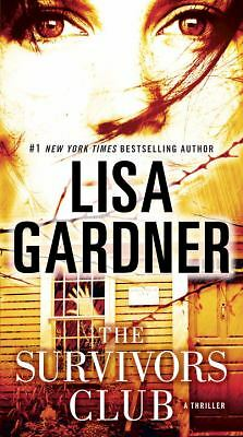 The Survivors Club, Lisa Gardner (2013, Paperback)