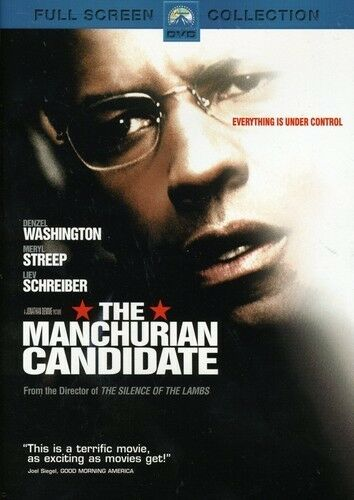 The Manchurian Candidate (DVD, 2004, Full Screen Version)