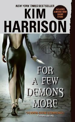 For a Few Demons More (The Hollows, Book 5) by Harrison, Kim