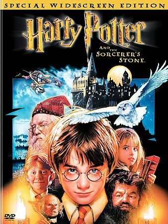 Harry Potter And The Sorcerer's Stone (DVD, Special Widescreen Edition)