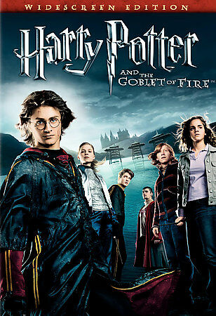 Harry Potter And The Goblet Of Fire (DVD, Widescreen)
