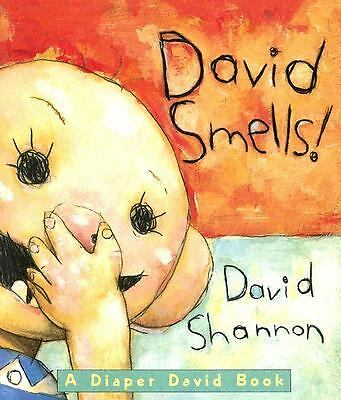 David Smells!: A Diaper David Book by Shannon, David