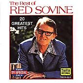 The Best of Red Sovine: 20 Greatest Hits by Sovine, Red