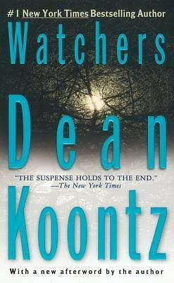 Watchers by Koontz, Dean