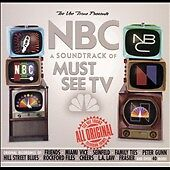 Nbc-Soundtrack For Must See Tv [CD New]