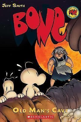 Bone, Vol. 6: Old Man's Cave by Smith, Jeff