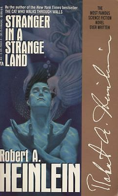 Stranger in a Strange Land (Remembering Tomorrow) by Heinlein, Robert A.