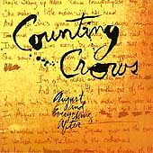 August and Everything After - Counting Crows (CD 1993)