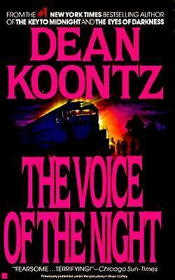The Voice of the Night by Koontz, Dean