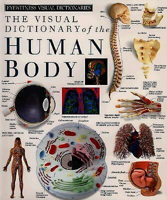 Eyewitness Visual Dictionaries: The Visual Dictionary of the Human Body (DK Vis
