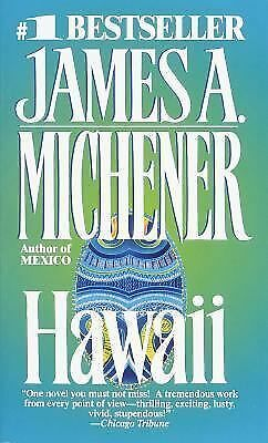 Hawaii by Michener, James A.