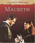 Macbeth by William Shakespeare (2002, UK-Paperback, Revised)