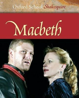 The Tragedy of Macbeth by William Shakespeare (2005, UK-Paperback, Revised,...