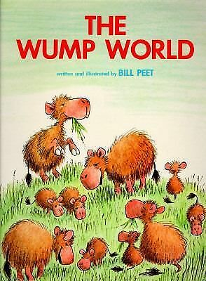 The Wump World by Peet, Bill