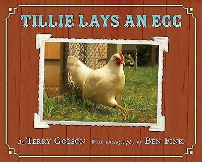 Tillie Lays An Egg by Golson, Terry