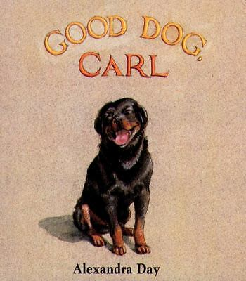 Good Dog, Carl : A Classic Board Book by Day, Alexandra