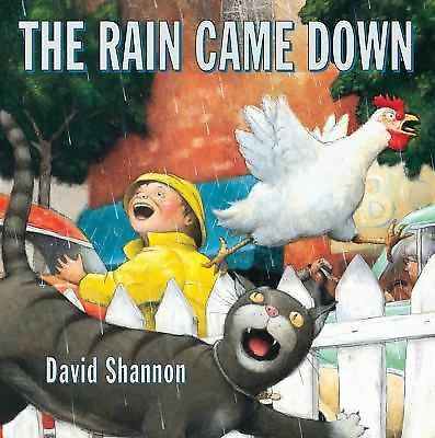 The Rain Came Down (Avenues) by David Shannon