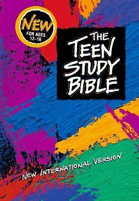 The Teen Study Bible: New International Version by Richards, Larry, Richards, S