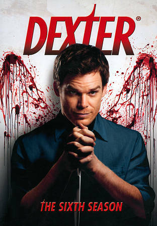 Dexter: The Complete Sixth Season 6 DVD Set Sealed NEW