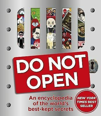 Do Not Open by Farndon, John