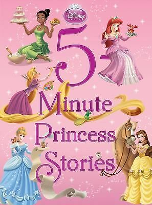 5-Minute Princess Stories (5-Minute Stories) by Disney Book Group
